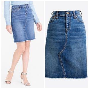 J. Crew Denim Skirt Size 00, NWT!!